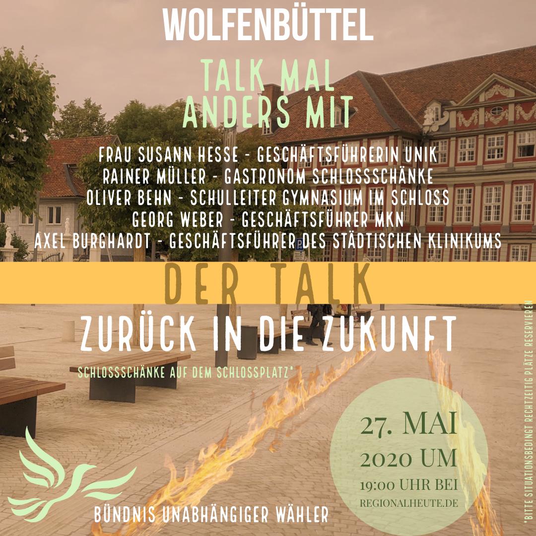 Wolfenbüttel – Talk, mal anders!